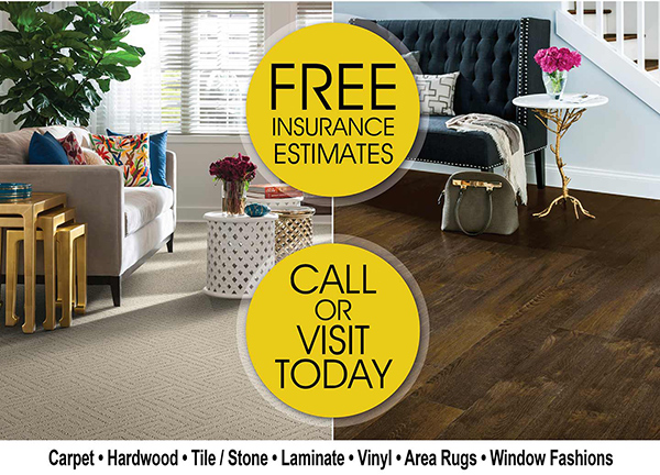 The Flooring Manufacturers Have Agreed to Special Pricing for Fire Victims | We Want to Help with Discounted Pricing on All Flooring