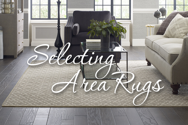 Selecting Area Rugs - Napa, Ca - Abbey