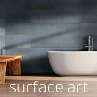 Featuring ceramic, porcelain, and glass tile from Surface Art. Visit our showroom where you're sure to find flooring you love at a price you can afford!